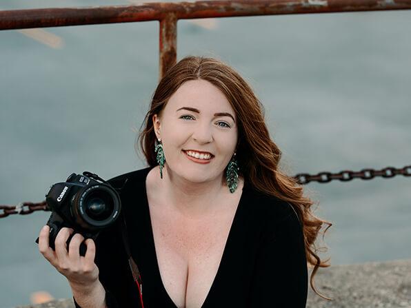 Michaela Higginson Cobalt Studios Portland Photographer